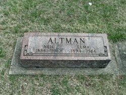 Elma L. <I>Shull</I> Altman