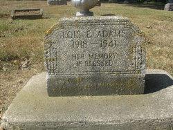 Lois E. Adams