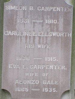 "Simeon B ""S. Bradford"" Carpenter"