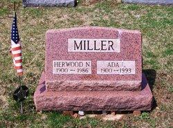 Ada Llewella <I>Fisher</I> Miller
