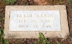 Bessie Jewel <I>Gillham</I> Cain