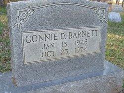 Connie D Barnett