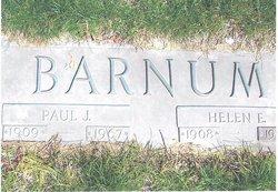 Helen E. <I>Balbaugh</I> Barnum