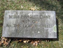 Belle Harriet <I>Dart</I> Bacheler