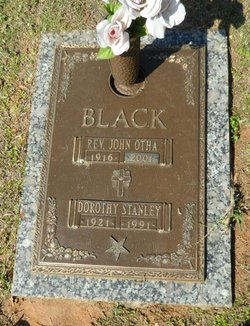 Dorothy <I>Stanley</I> Black