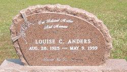 Evelina Louise <I>Carroll</I> Anders
