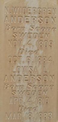 Lovisa L. Anderson