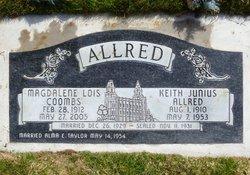 Keith Junius Allred