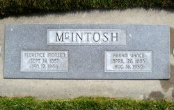 Abram Vance Mcintosh