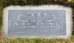 Annie <I>Krebs</I> Walker