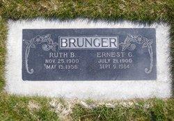 Ruth <I>Buckles</I> Brunger