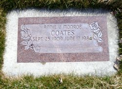 Annie Vada <I>Monroe</I> Coates