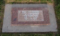 Lucy Hannah <I>Newman</I> Harker