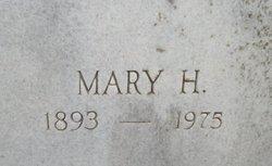 Mary <I>Hollingsworth</I> Temple
