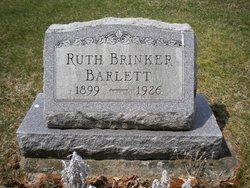 Ruth Genett <I>Brinker</I> Barlett