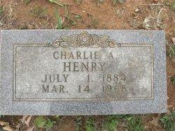 Charlie Andrew Henry