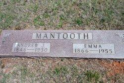 Andrew Jackson Mantooth