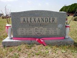 Era Faye <I>Summers</I> Alexander
