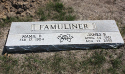 James Buford Famuliner, Jr
