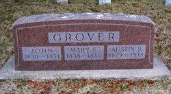 Mary Elizabeth <I>Mitchell</I> Grover