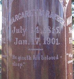 Margaret M. Barber
