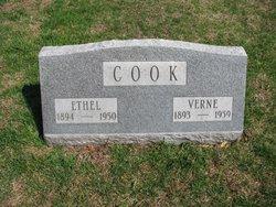 Ethel <I>Sollars</I> Cook