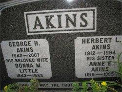 Herbert Little Akins