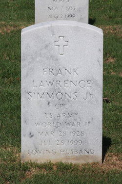 Frank Lawrence Simmons, Jr