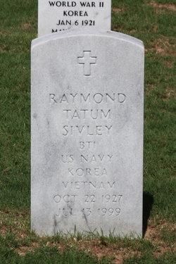 Raymond Tatum Sivley