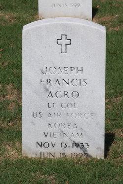 Joseph Francis Agro