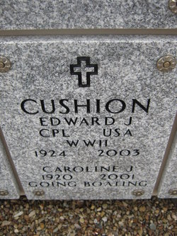 Caroline J Cushion