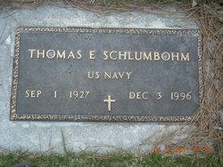 Thomas Edward Schlumbohm