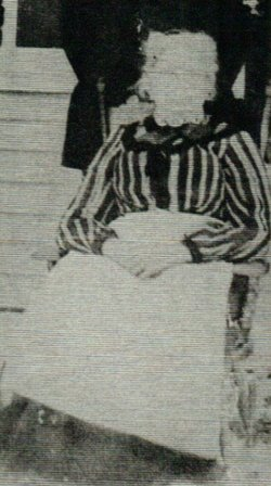 Cordelia Sophia <I>Packard</I> Sacia