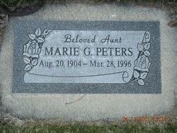 Marie Peters