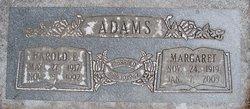 Harold F. Adams