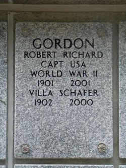 Robert Richard Gordon