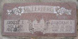 Deborah Evangeline <I>Peterson</I> Millerberg