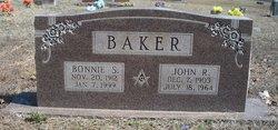 Bonnie <I>Simpson</I> Baker