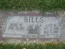 June LaVe <I>Wahlquist</I> Bills
