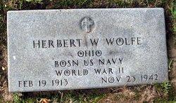 Herbert William Wolfe