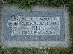 Katherine <I>Marthakis</I> Delis
