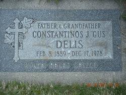 Constantinos Delis