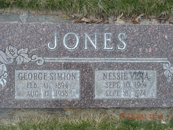 George Simion Jones