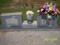 Burl Mack Pirkle