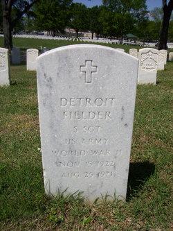 Detroit Fielder