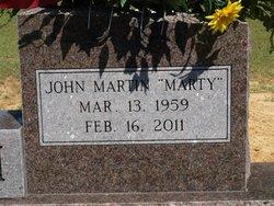 """John Martin """"Marty"""" Smith"""