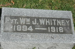 PVT William J. Whitney