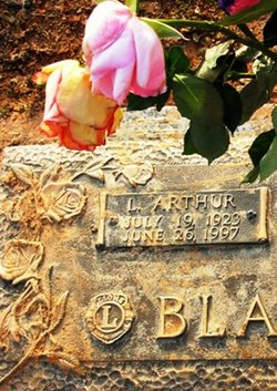 Loral Arthur Blacksher
