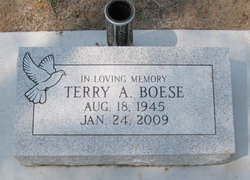 Terry A Boese