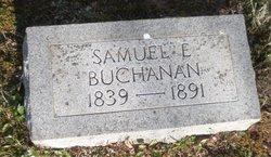 Samuel Edmondson Buchanan, Sr